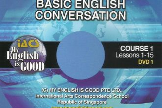 Basic English Conversation(Video using DVD's)